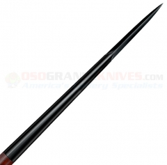 Cold Steel MAA Lance Point Spear (16.0 Inch Carbon Steel Head) 64 Inch Ash Shaft 95MLP