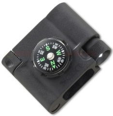 Columbia River CRKT Survival Bracelet Accessory (Compass + LED + Fire Starter) 9703