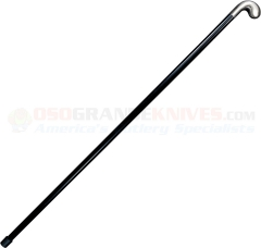 Cold Steel Pistol Grip City Stick Cane (37.525 Inches Overall) Aluminum Head Fiberglass Shaft 91STAP