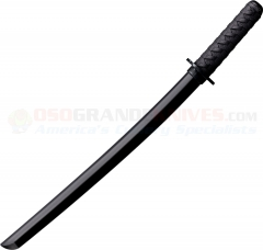 Cold Steel Wakazashi Bokken Training Sword (21 Inch Blade) Super Tough 100% Polypropylene Construction 92BKKB