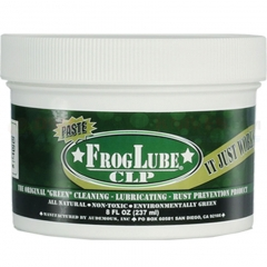 FrogLube CLP Bio-Based Paste Cleaner Lubricant Protectant (8 oz. Tub) FLP-P812