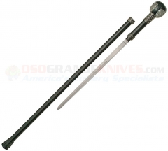 Ghost Pirate Walking Cane Sword (36 Inches Overall) Round Knob Handle Aluminum Shaft CN926871