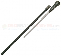 Eagle Walking Cane Sword (36 Inches Overall) Round Knob Handle Aluminum Shaft CN926872