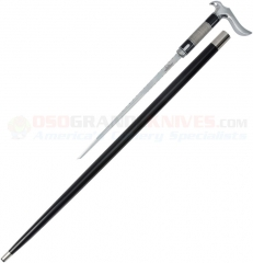 Hibben Dragon Lord Sword Cane (36.5 Inches Overall) Wood Shaft GH5036