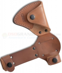 Columbia River CRKT Chogan Woods T-Hawk Leather Sheath D2730