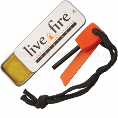 Live Fire Gear Live Fire Emergency Fire Starter Original Survival Kit