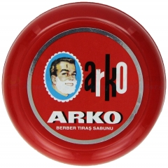 Arko Shaving Soap In Bowl (90 Gram)