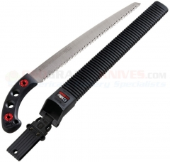 Silky Saws GOMTARO Pistol Grip Landscape Hand Saw (12.25 Inch 300mm Blade) Black Rubberized Aluminum Handle 102-30