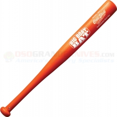 Cold Steel Big Boat Bat (Orange Polypropylene 24.0 Inch Unbreakable Boat Bat) 91BTBZ