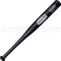 Cold Steel Brooklyn Basher Unbreakable Baseball Bat (24 Inch) Super Tough 100% Polypropylene Construction 92BSBZ