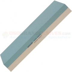 Norton Water Stone Sharpening Stone (8 x 3 x 1 Inch 220 / 1000 Combination Grit) Knife and Razor Stone NO24335
