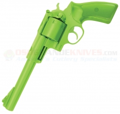 Cold Steel Ruger Super Redhawk Rubber Training Revolver (Lime Green) Super Tough Polypropylene Construction 92RGRHZ