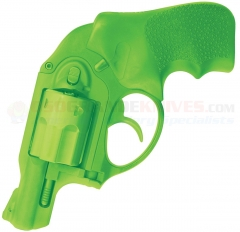 Cold Steel Ruger LCR Rubber Training Revolver (Lime Green) Super Tough Polypropylene Construction 92RGRLZ