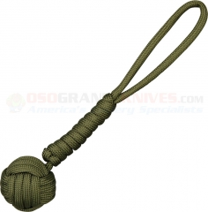 Colt Monkey Fist Self-Defense Tool Lanyard (OD Green) CT3030