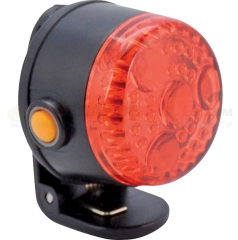 Ultimate Survival Technologies See-Me Klipp Light (4 LED Bright Red LED Bulbs) 4 Modes WG02442