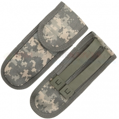 Digital Camo Cordura Nylon Belt Knife Sheath (Fits Most Large Folding Knives up to 8 Inches Closed) G100436