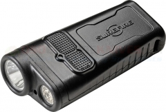 SureFire Guardian DBR Dual-Beam Rechargeable Ultra-High LED Flashlight (1000 Max Lumens) Black Polymer Body w/ Aluminum Core SFRDBR