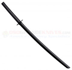Cold Steel 92BK Bokken Polypropylene Training Sword (30 Inch Black Poly Blade)