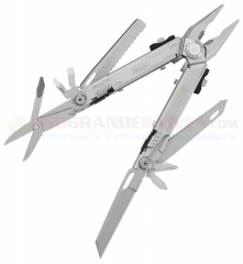 Gerber Flik Multi-Plier Multi-Tool Needlenose (4.4 Inches Overall) Stainless Steel + Nylon Sheath 22-01054