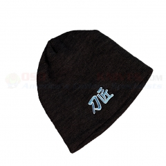 Cold Steel Knit Beanie (Kanji Characters Meaning Master Bladesmith) Black 94HCSKBB