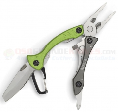 Gerber Crucial Multi-Tool Green (3.6 Inches Closed) 30-000140