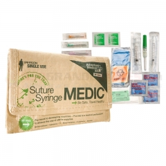 Adventure Medical Kits 0130-0468 Suture/Syringe Medic