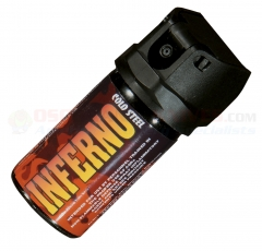 Cold Steel PS3 Inferno Pepper Spray 1.3oz (37 Gram)