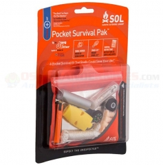 Adventure Medical Kits 0140-0707 Pocket Survival Pak