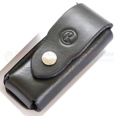 Chris Reeve Black Leather Belt Pouch for Large or Small Sebenza POUCH-SBK