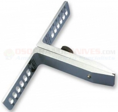 GATCO Knife Clamp Honing Guide for Knife Sharpening Systems (6 Sharpening Angle Choices) 17002