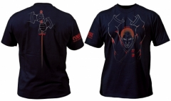 Cold Steel TH6 Samurai Tee Shirt (Small)