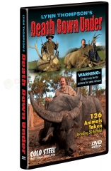 Cold Steel Death Down Under DVD by Lynn Thompson VDDU