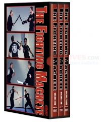Cold Steel Fighting Machete DVD Training Instructional DVD Set VDFM