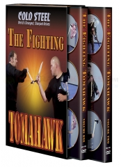 Cold Steel The Fighting Tomahawk Training Instructional DVD Set VDFT