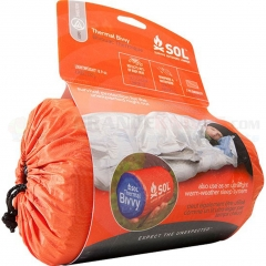 Adventure Medical Kits 0140-1223 SOL Thermal Bivvy Sack