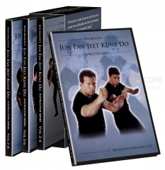 Cold Steel Jun Fan Jeet Kune Do Training Instructional DVD Series by Ron Balicki VDJKD
