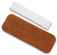 Spyderco 306uf Benchstone Ultra Fine 3 X 8 Inch W Pouch