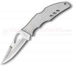 Spyderco Byrd BY05P Flight, Stainless Steel Handle, ComboEdge
