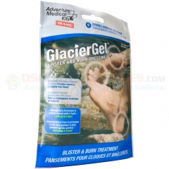 Adventure Medical Kits 0155-0552 GlacierGel Blister and Burn Dressings