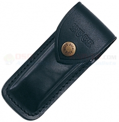 Buck 0112-05-BK Black Leather Sheath Only for Buck 112 Ranger
