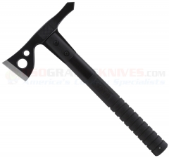 SOG F06TN Tactical Fasthawk Tomahawk (12.5 Inches Overall) Black Polymer Handle + Nylon Sheath F06T-N