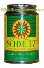Woodmans Pal The Schmutz Weather Resistant Rust/Corrosion Inhibitor (4oz. Can w/ Brush) 810