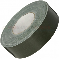 Duct Tape, Olive Drab, 2 in. x 180 ft. Roll, Made in USA