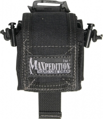 MaxPedition 207B Mini Rollypoly, Black