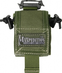 MaxPedition 207G Mini Rollypoly, OD Green