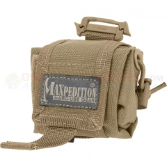 MaxPedition 207K Mini Rollypoly, Khaki