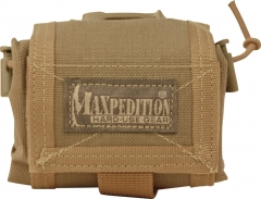 MaxPedition 208K Rollypoly Dump Pouch, Khaki