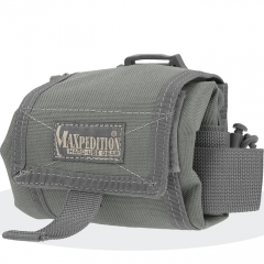 MaxPedition 209F Mega Rollypoly Large Folding Utility Pouch, Foliage Green