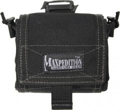 MaxPedition 209M Mega Rollypoly Large Folding Utility Pouch, Mesh