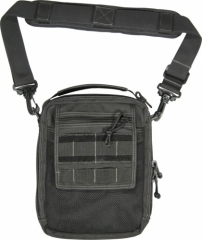 MaxPedition 211B Neat Freak Compartmentalized Organizer, Black